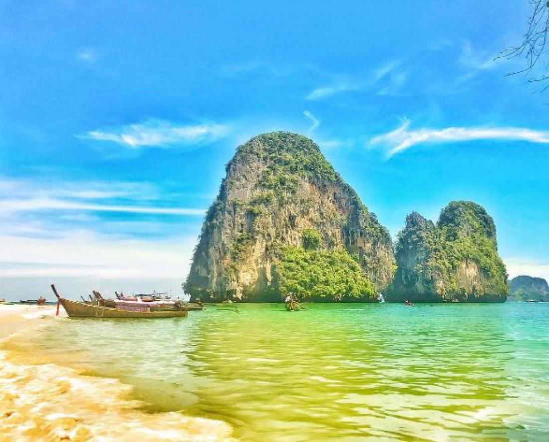 Пхипхи-Дон, Таиланд