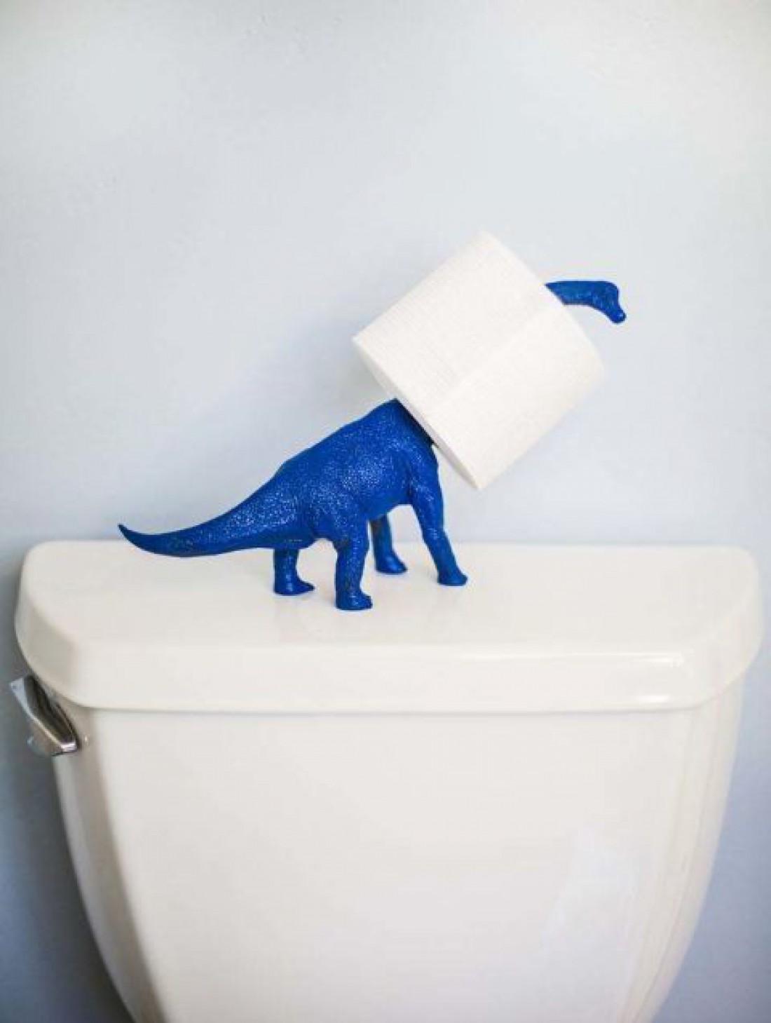 Оригинальный держатель для туалетной бумаги