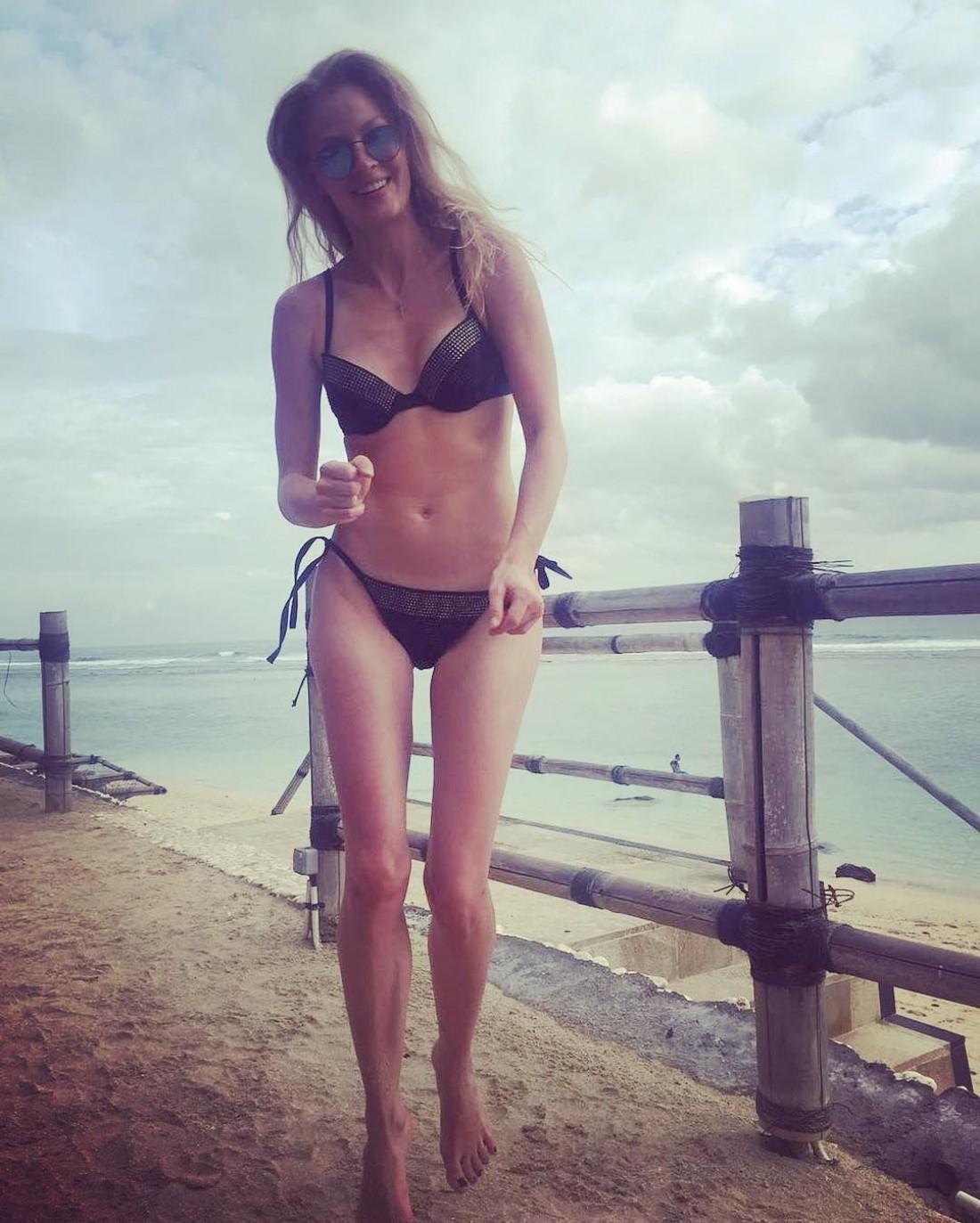 Светлана Ходченкова на Бали