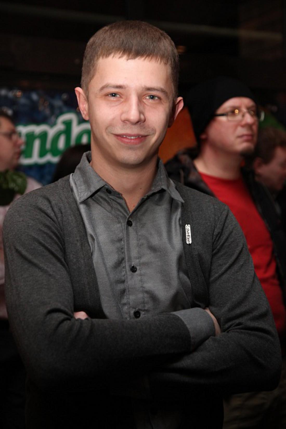 Сергей Стахов