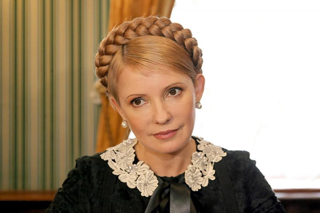 Тимошенко стала самой сексуальной украинкой в мире по версии Esquire