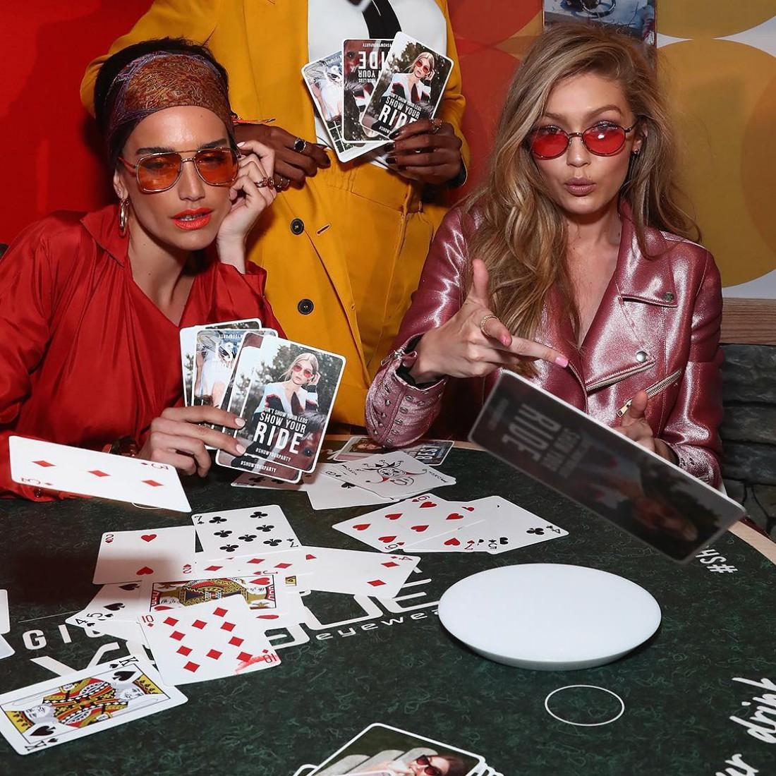 Сексуальность и элегантность: очки от Джиджи Хадид и Vogue Eyewear