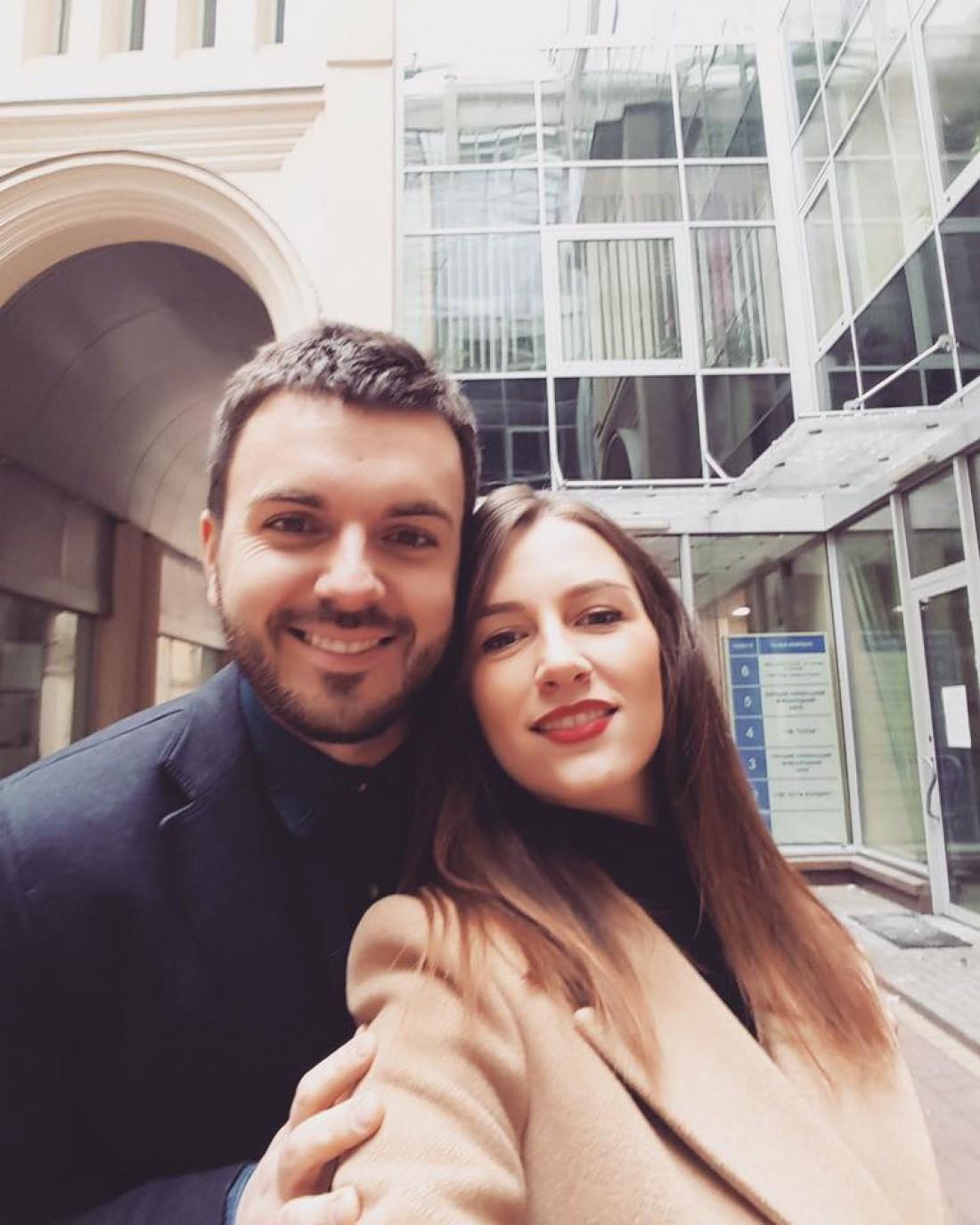 Григорий и Кристина Решетники