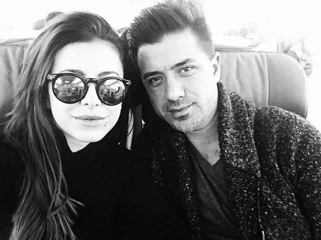 Каролина с мужем