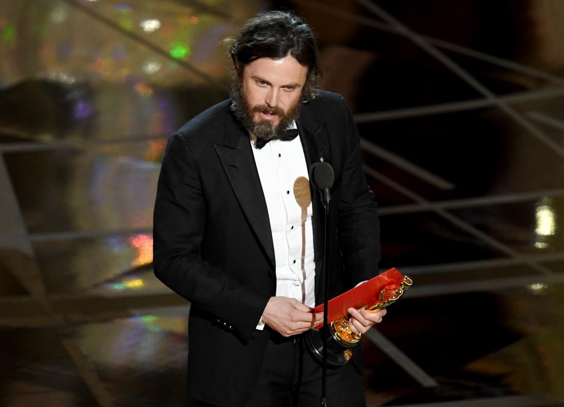 Оскар 2017: Кейси Аффлек