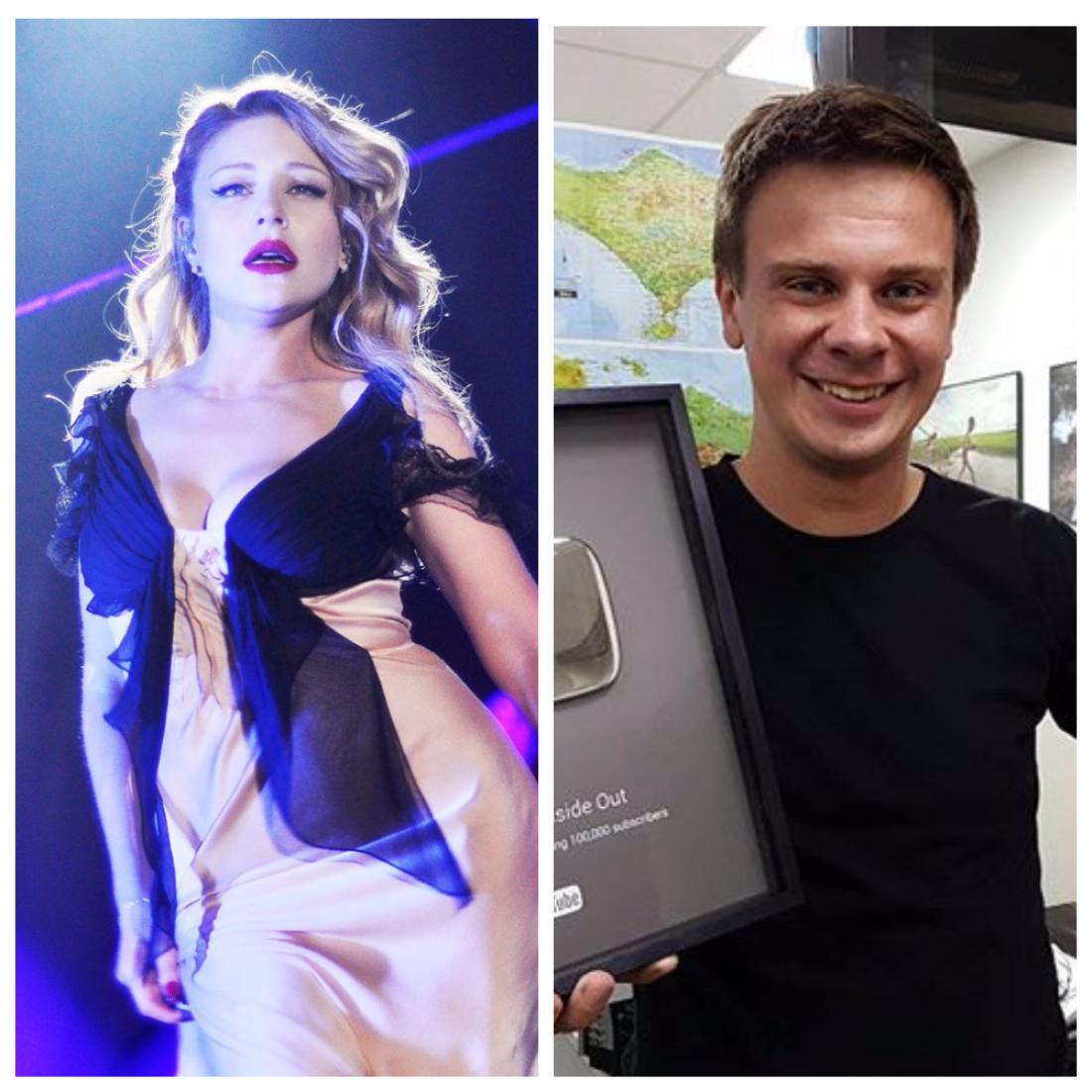 Победитель Viva! Самые красивые 2016: Тина Кароль и Дмитрий Комаров