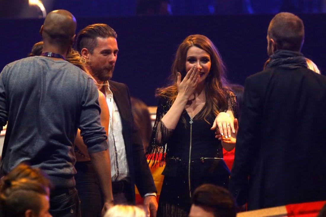 Неожиданное Евровидение 2017: участнице из Македонии сделали предложение