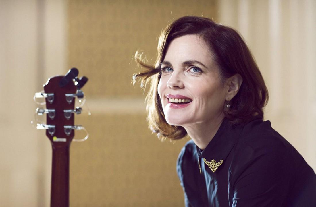 Элизабет МакГоверн представила тизер песни из нового альбома