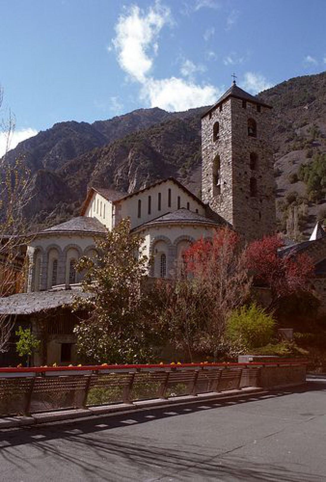 Андорра-ла-Велья - старейший город и столица Андорры