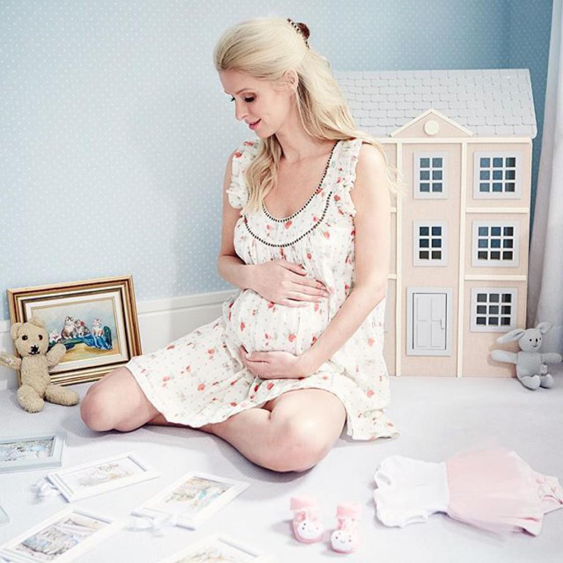 Ники во время беременности