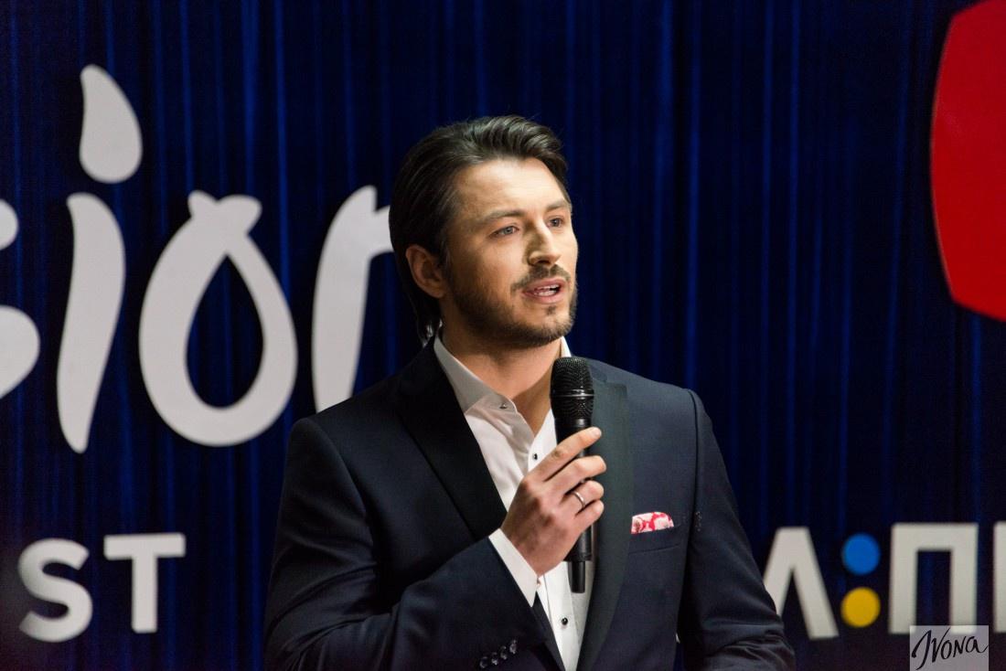 Финал отбора на Евровидение 2017 Украина: Сергей Притула