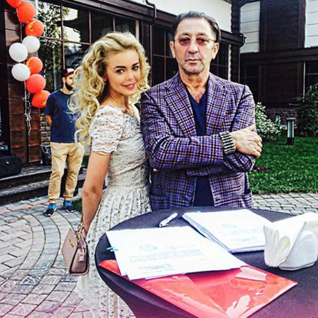 Алина Гросу и Григорий Лепс