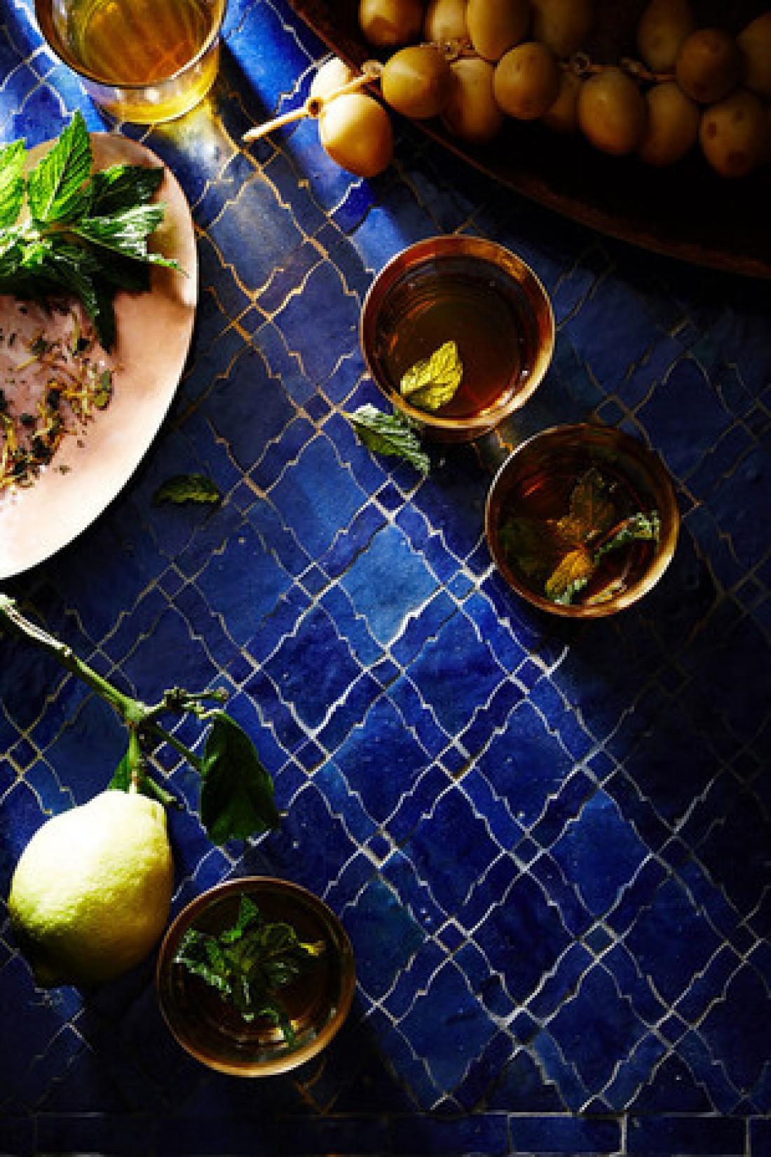 Чайные традиции: Марокко