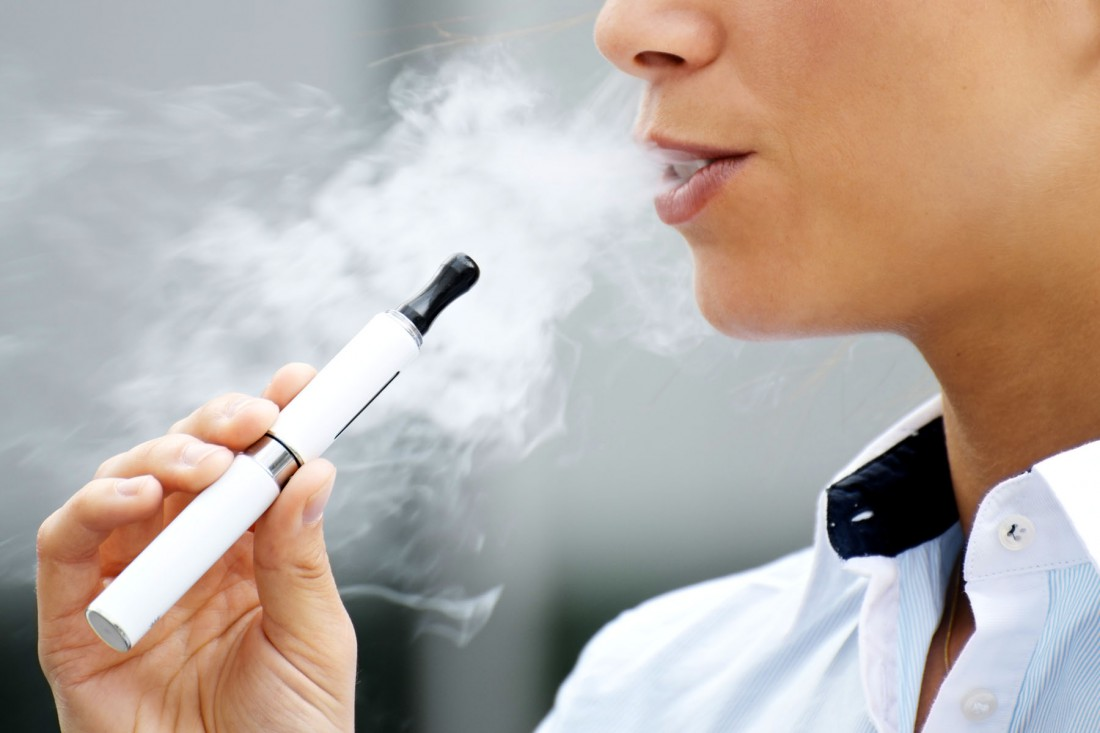 Электронные сигареты безопаснее обычных