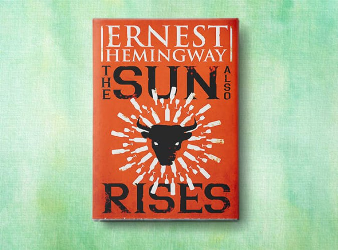 sun also rises old man sea We can manifest many symbols throughout ernest hemingway's the sun also rises, and the old man and the sea bring great emphasis to symbols that signify his.