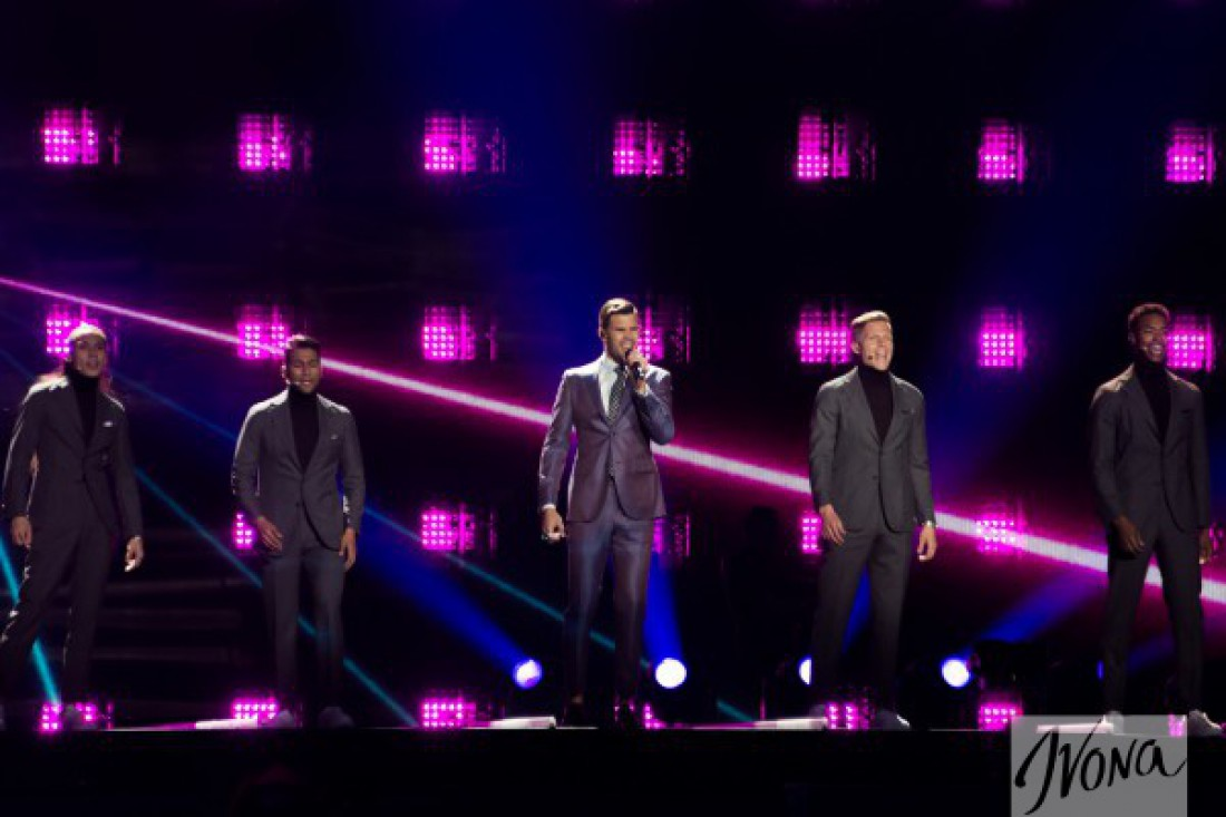 Евровидение 2017: Робин Бенгтссон – Швеция