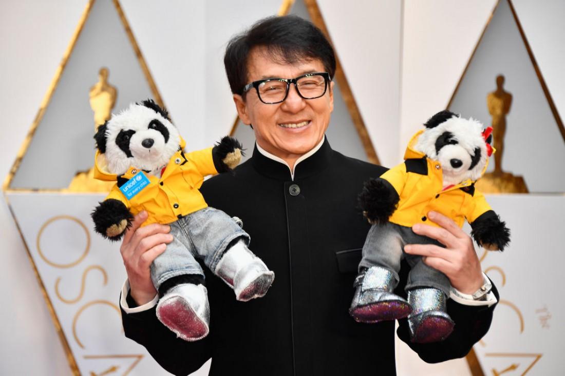 Оскар 2017: Джеки Чан