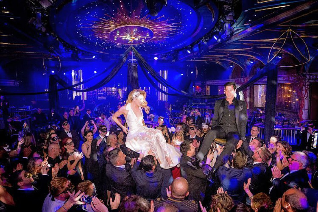 Вечеринка в честь помолвки Максима и Петы