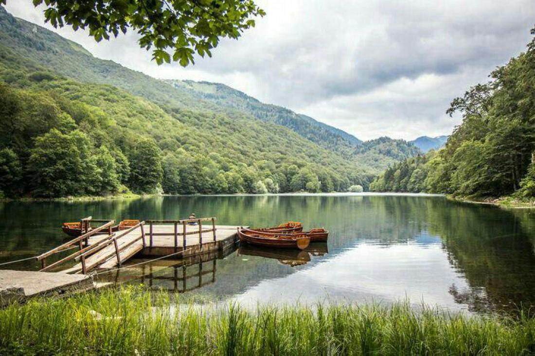 Биоградска-Гора - лесной национальный парк Черногории