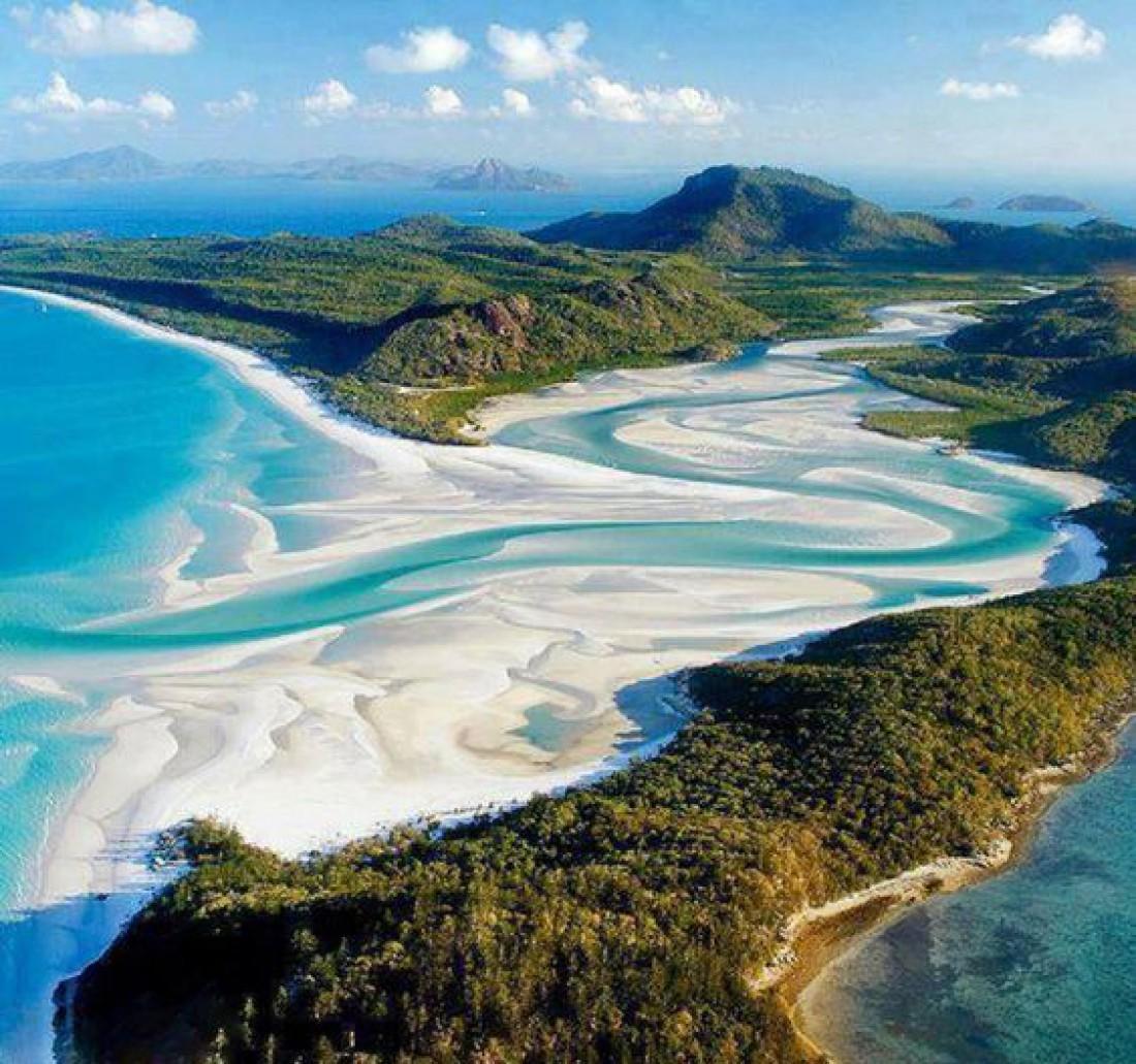 ТОП-15 самых красивых пляжей мира