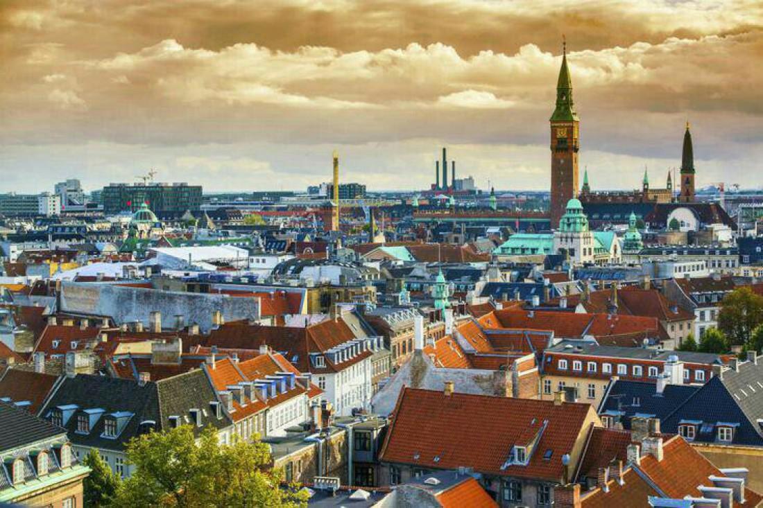 Пряничные домики датской столицы: сказочный Копенгаген