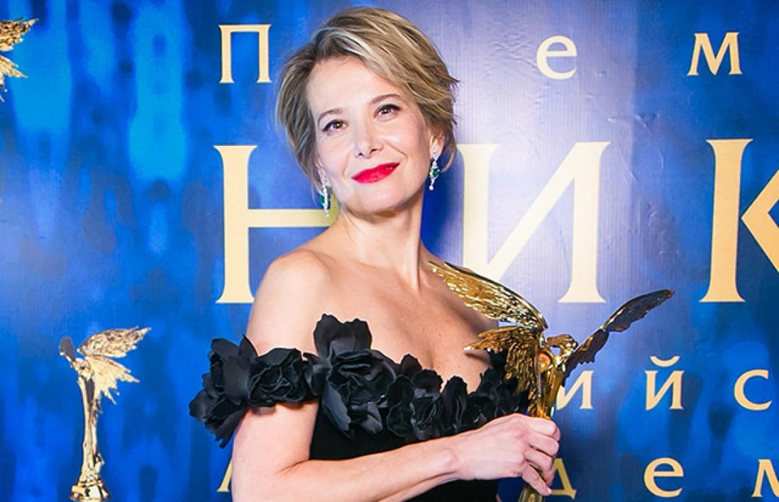 Ника 2017: Юлия Высоцкая