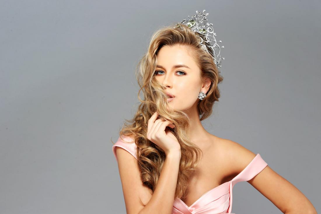 Мисс Украина Вселенная 2014 – Диана Гаркуша