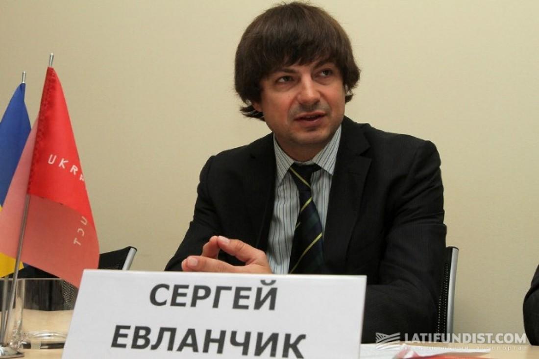 Сергей Евланчик
