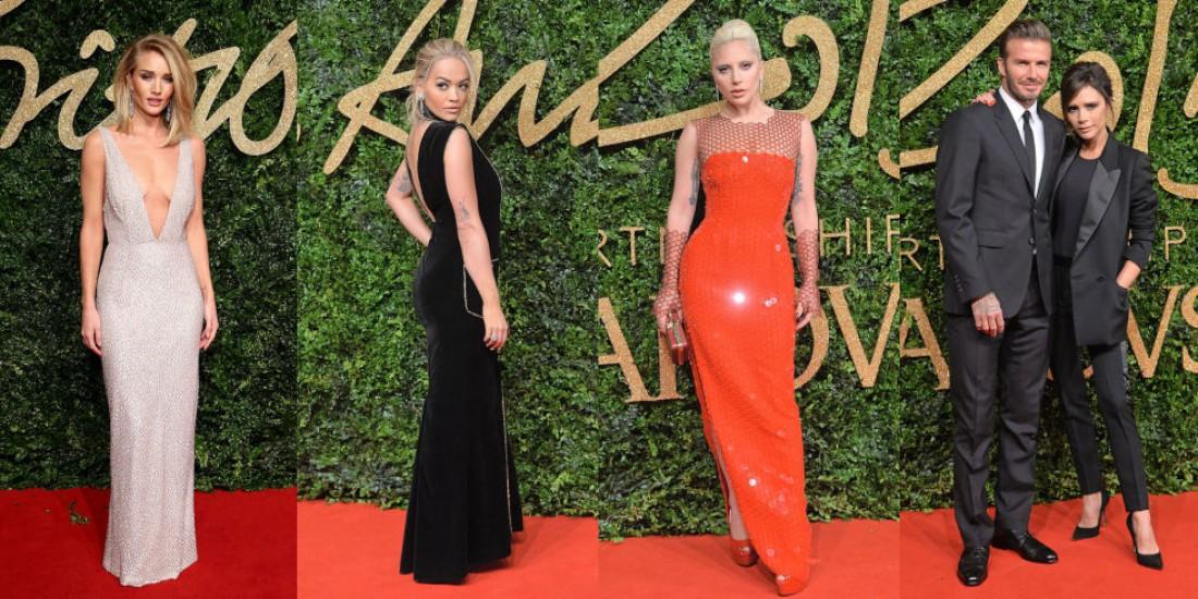 Стильные гости British Fashion Awards