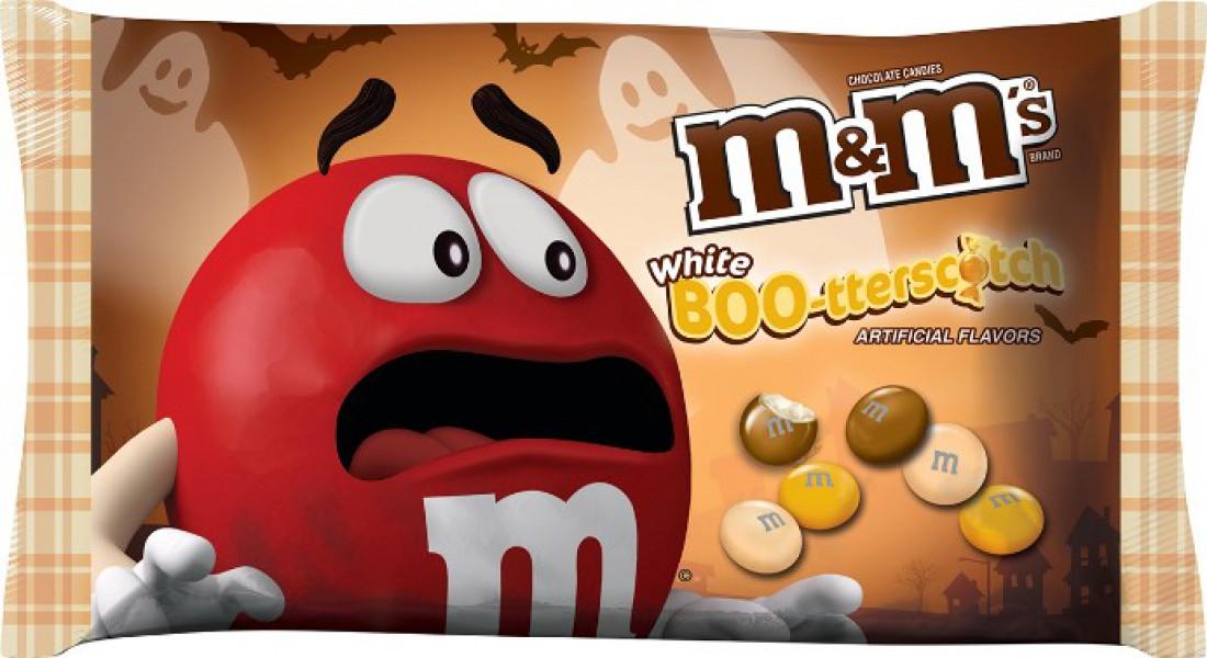 M&M's BOO-terscotch