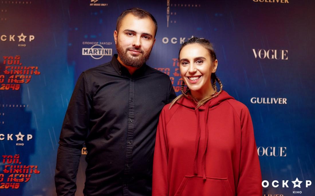 Джамала с супругом Бекиром Сулеймановым