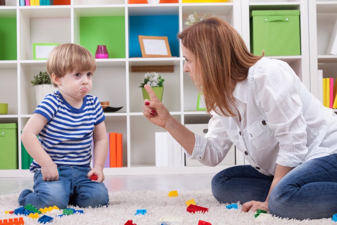 Как не нужно хвалить ребенка