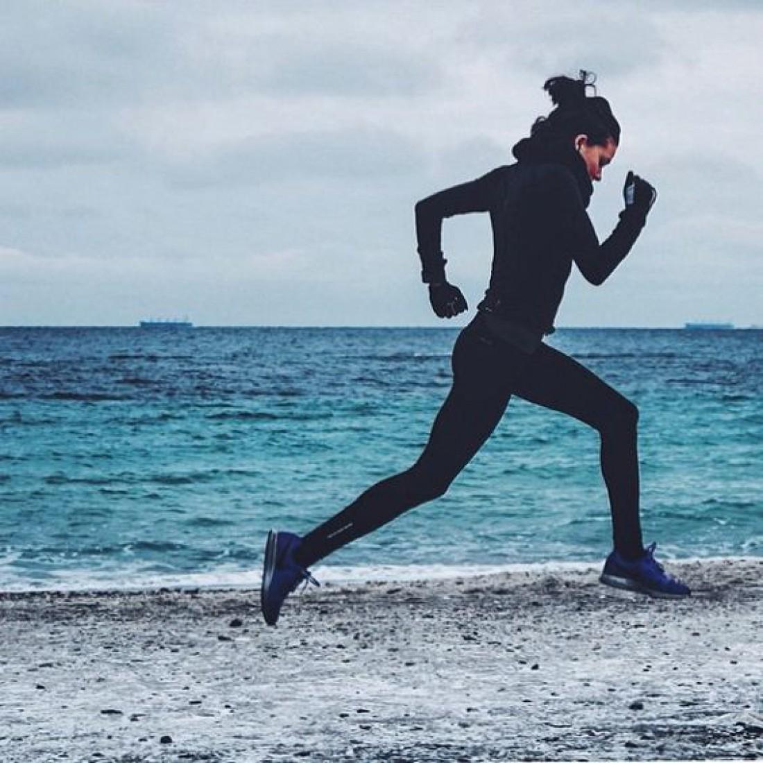 как похудеть в области колен