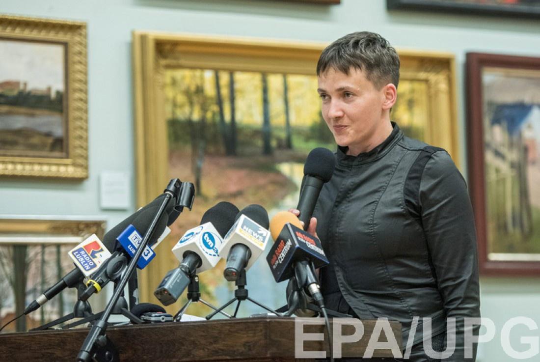 Супругу Порошенко попросили принять участие впереговорах пообмену пленными