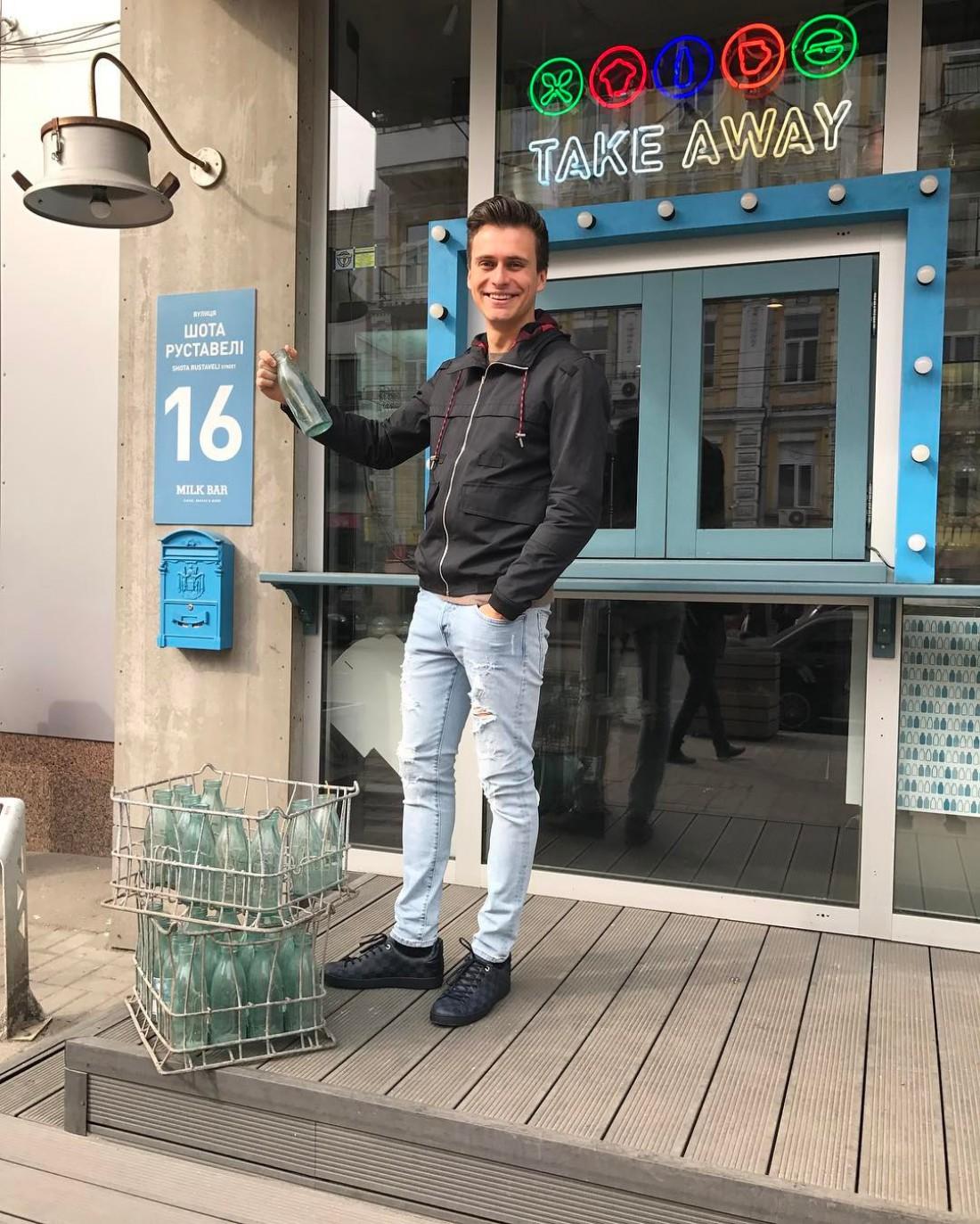 Евровидение 2017 Украина: Александр Скичко
