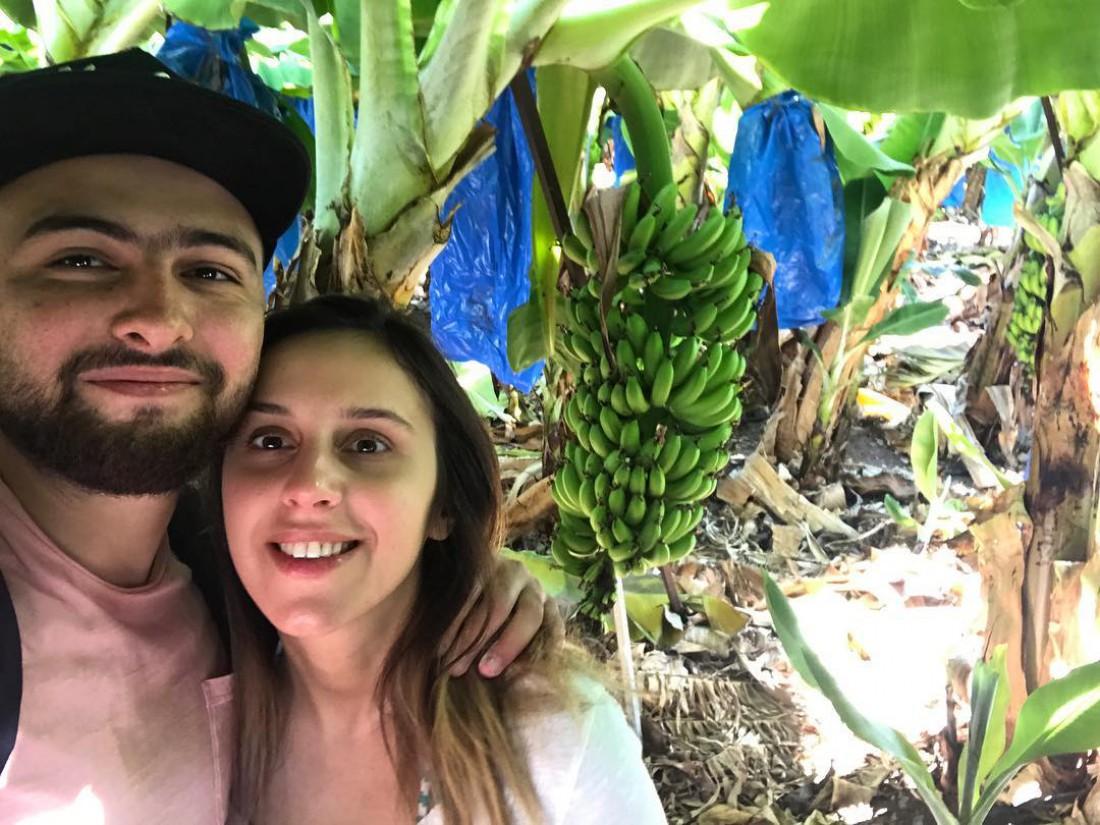 Джамала с мужем Бекиром