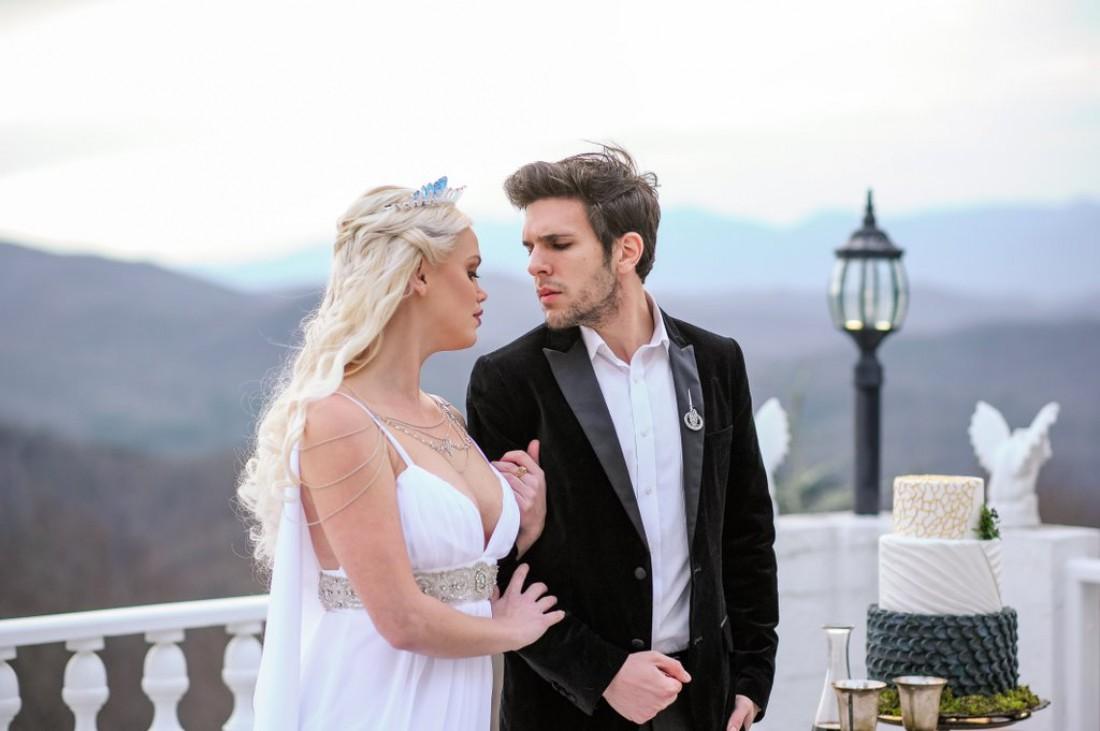 Свадьба в стиле Игра престолов