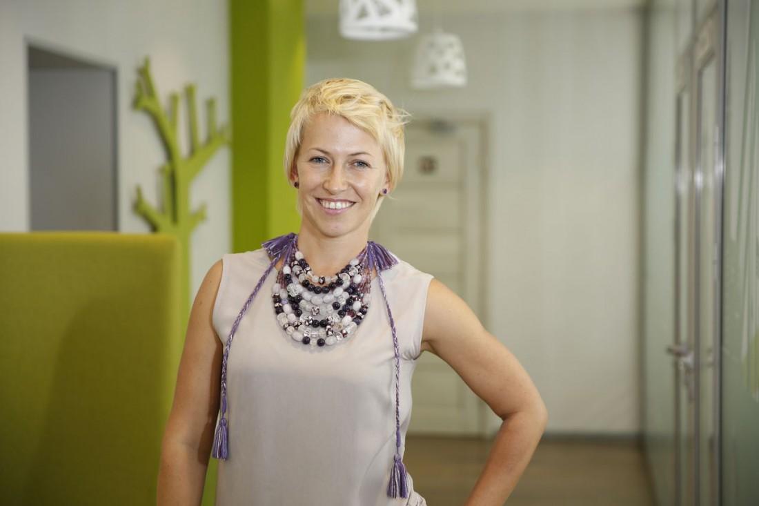 Наталья Тарченко, основательница международного образовательного агентства DEC education фото