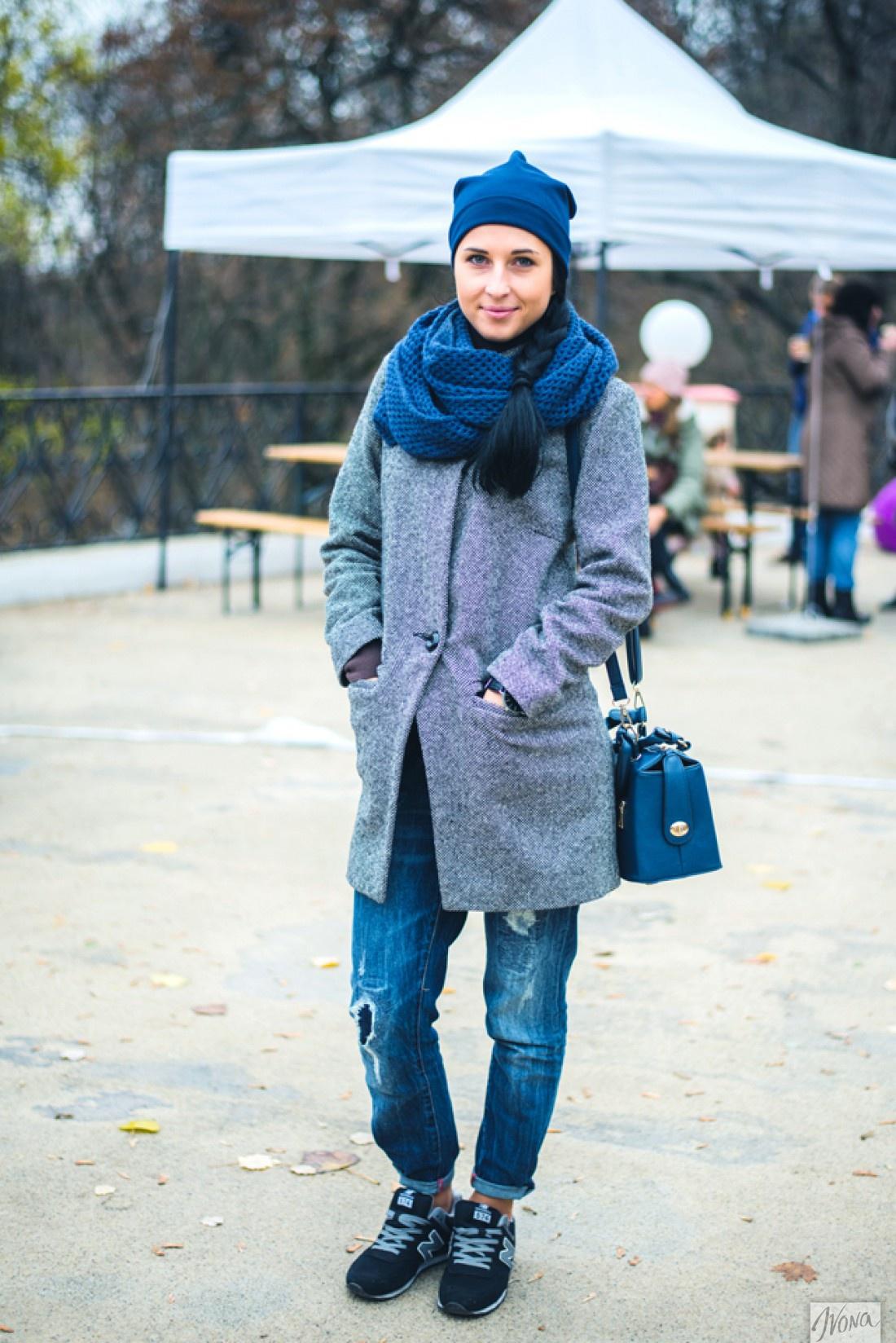 Стильные образы киевских модниц