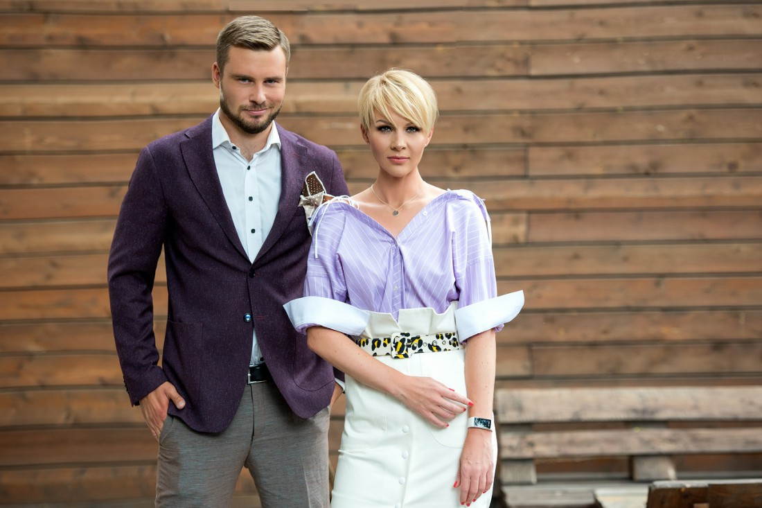 Егор Гордеев и Марина Леончук