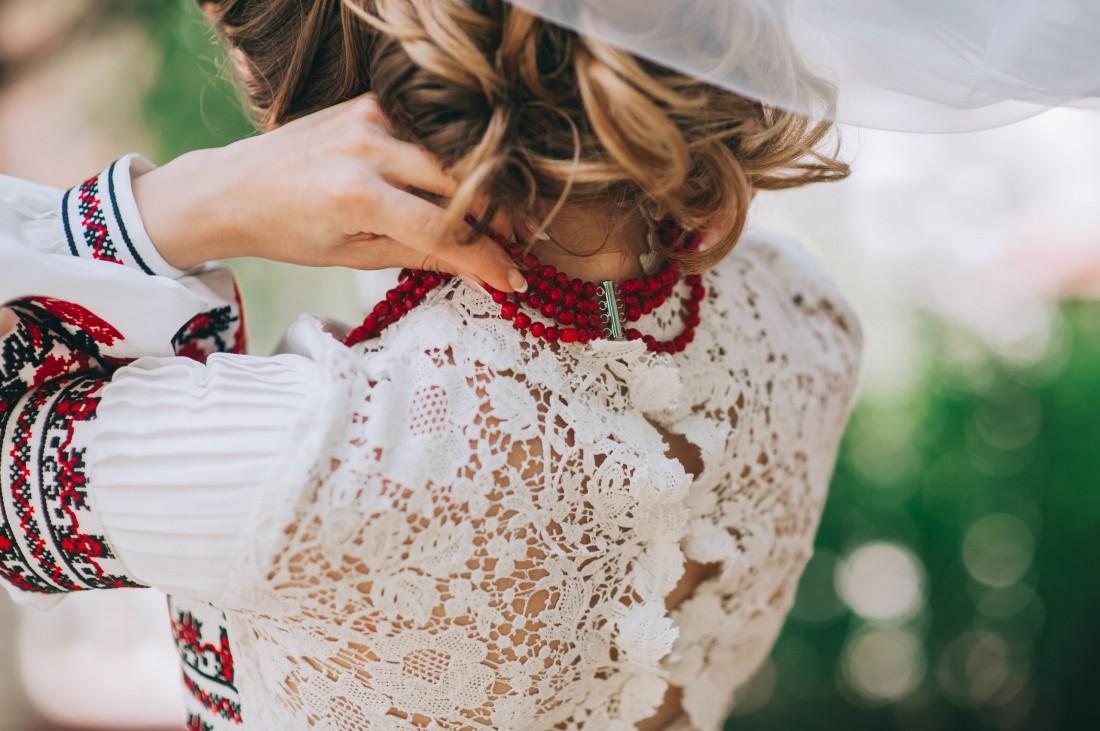 Весільна сукня від Kateryna Tymochko
