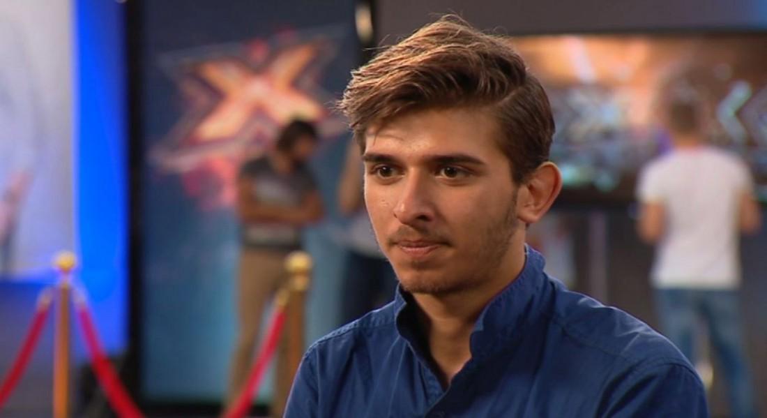 Х-фактор 7 сезон 5 выпуск: Богдан мечтает выступать на сцене