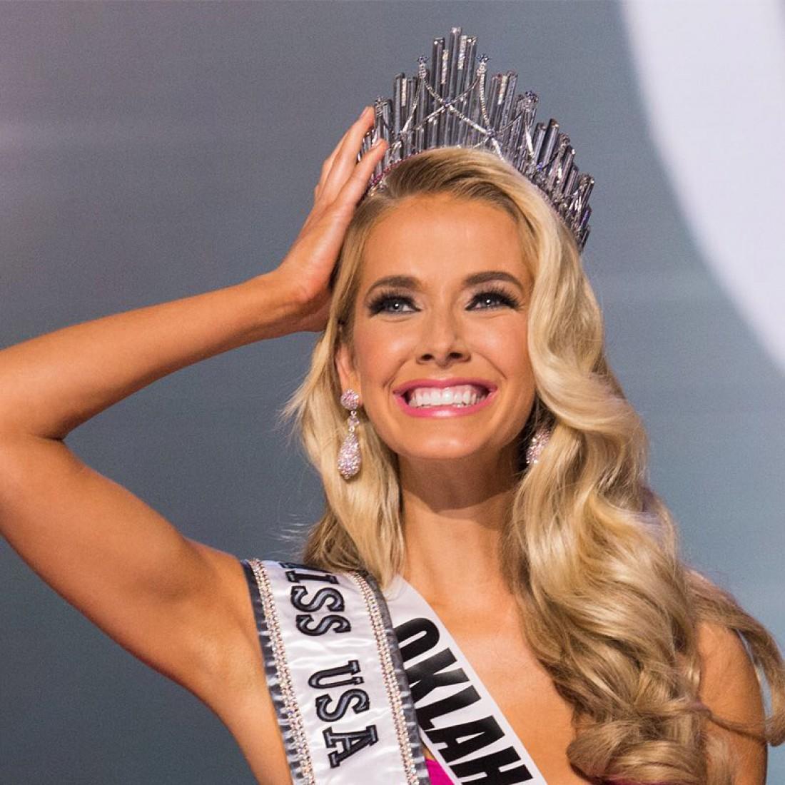 Мисс США 2015 Оливия Джордан