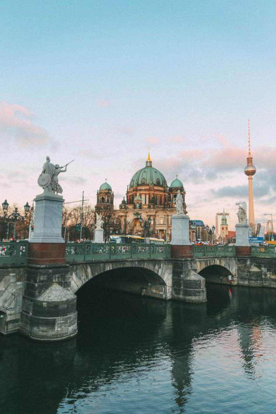 Сказка по-немецки: Самые красивые места Германии