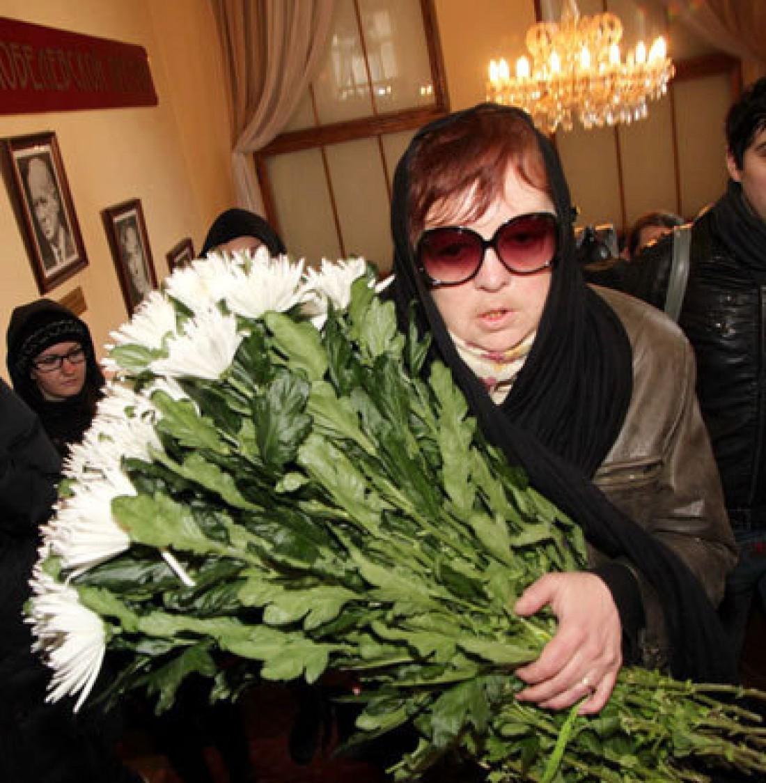 Дочь Людмилы Гурченко – Мария Королева