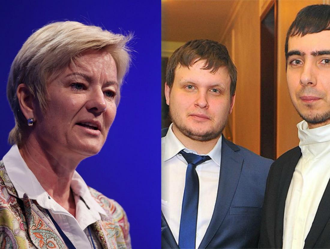 Евровидение 2017: Ингрид Дельтенре, Алексей Столяров и Владимир Кузнецов