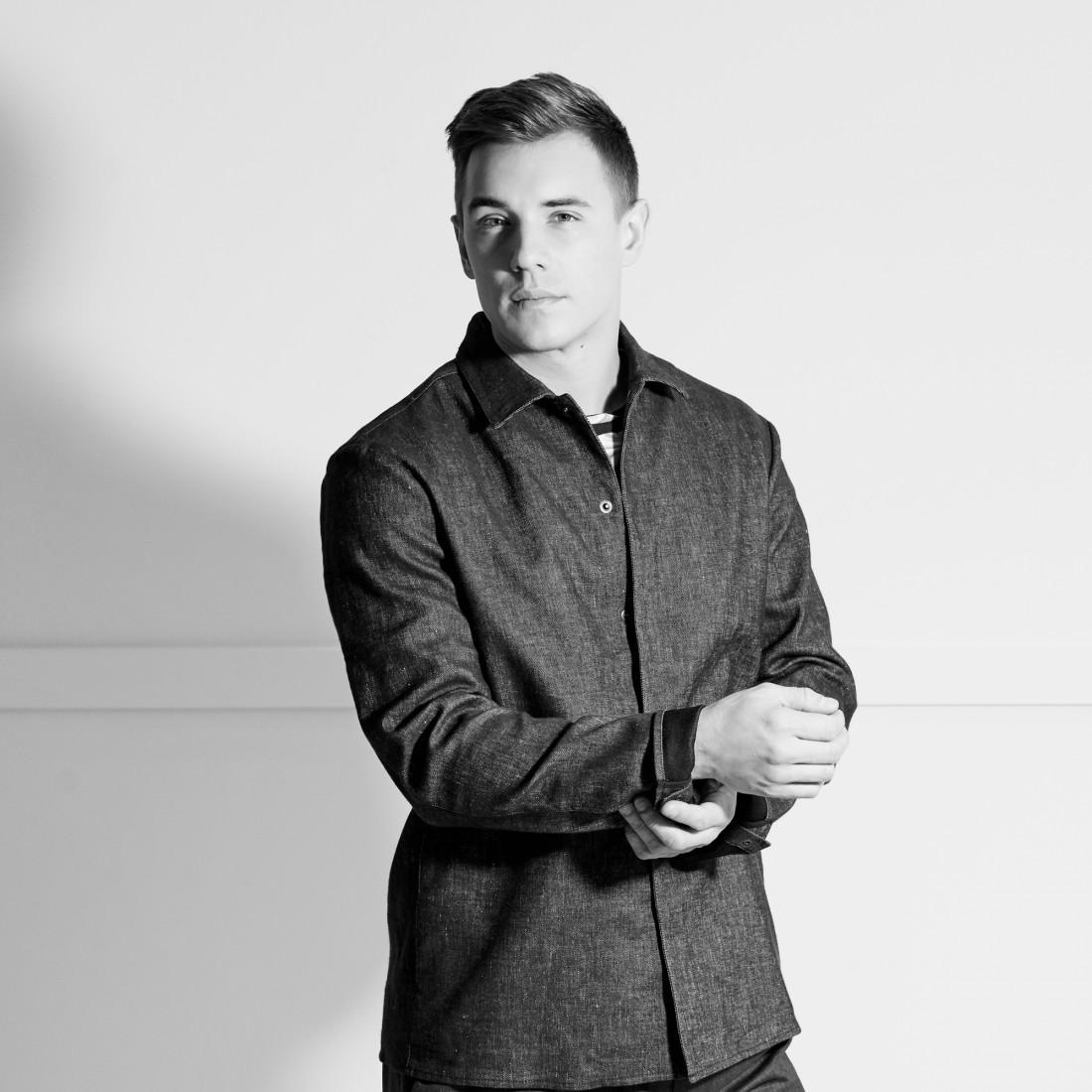 Певец Вадим Олейник рассказал о своем стиле и модных иконах