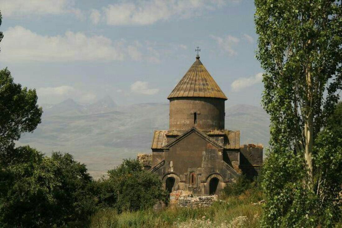 Монастырь Гошаванк - один из старейших храмов Армении