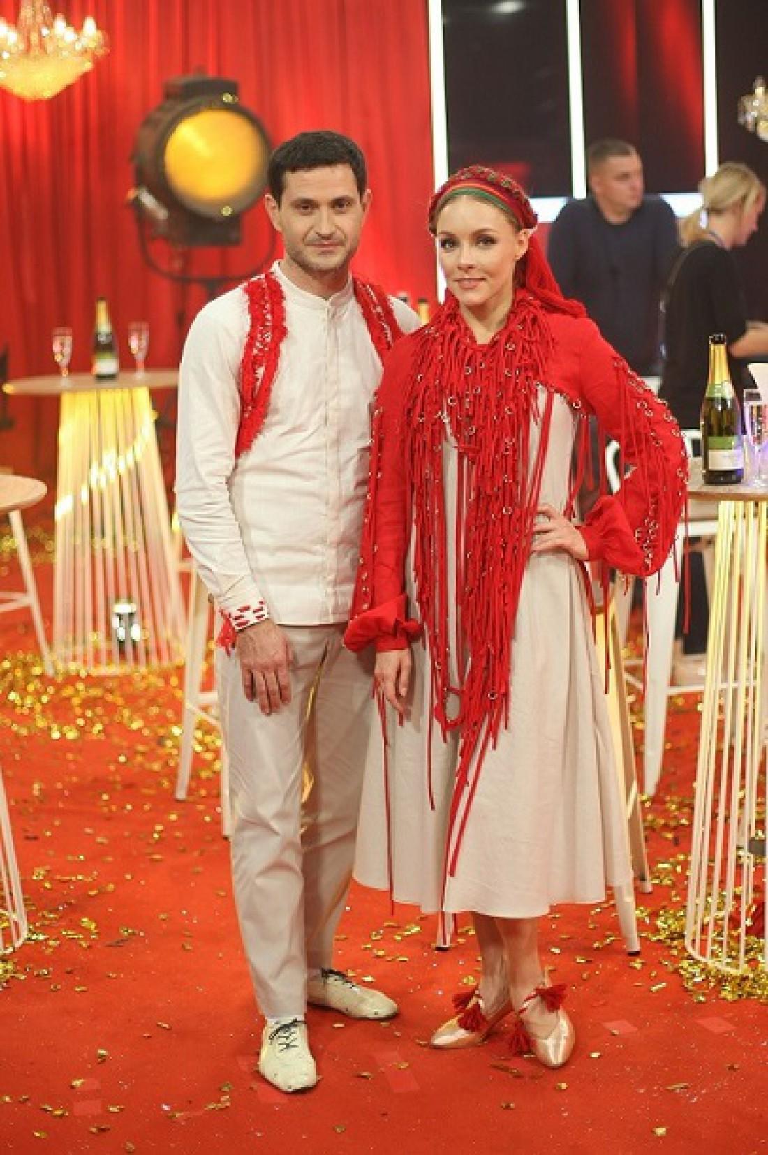 Ахтем Сеитаблаев и Алена Шоптенко