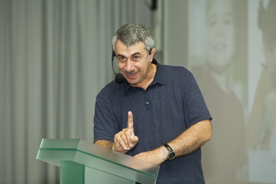 Комаровский рассказал о детском питании